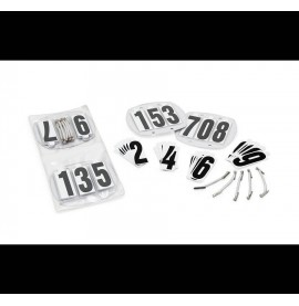 Bridle Number Kit