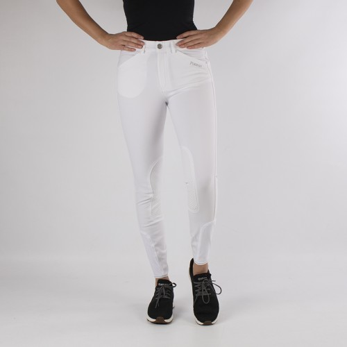 Pikeur Brooklyn Breeches - White image #