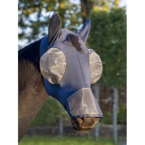 LeMieux Bug Relief Lycra Fly Mask Full image #