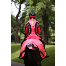 Charlotte Dujardin Cadence Reflective Riding Jacket by Equisafety