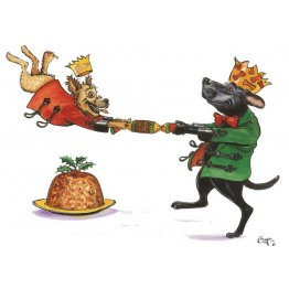Christmas Greeting Cards by Bryn Parry