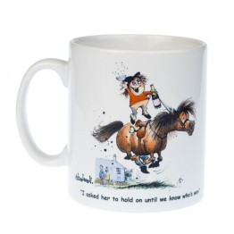 Thelwell Ceramic Mugs