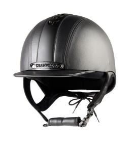 Champion Riding Hat Ventair Hunter Noir