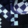 Light Blue Checks