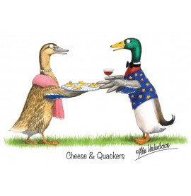 Cheese & Quackers