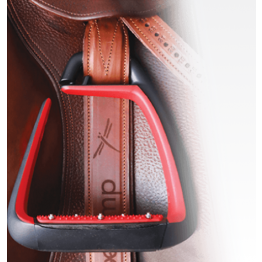 Freejump Classic Wide Stirrup Leathers