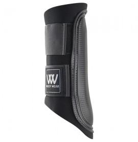 Black Woof Club Boots