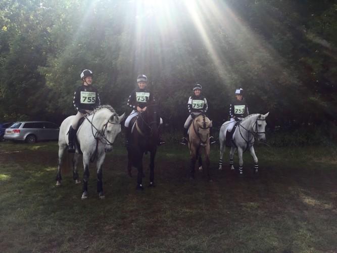 Cobham Pony Club Team Colours