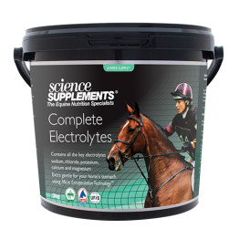 Complete Electrolytes by Science Supplements