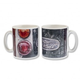 Ceramic Mug - Land Rover