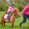 Cotswold Vale Farmers Hunt Mounted Games Team with lightening strikes!