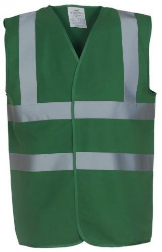 Paramedic Green  High Viz Tabard