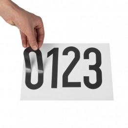 Magnetic Number Pack and Boards