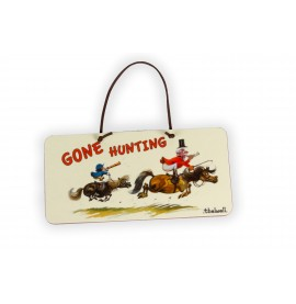 Thelwell Gone Hunting