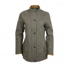 Toggi Elgin Ladies Tweed Coat