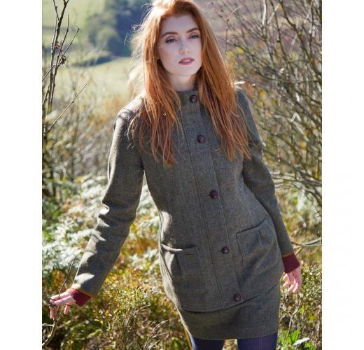 Toggi Elgin Ladies Tweed Coat image #