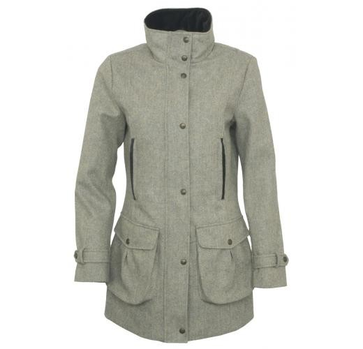 Toggi Fiennes Ladies Tweed Coat image #