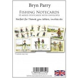 Bryn Parry Notecard Packs