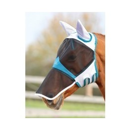 Fly Mask Full Face with Ears