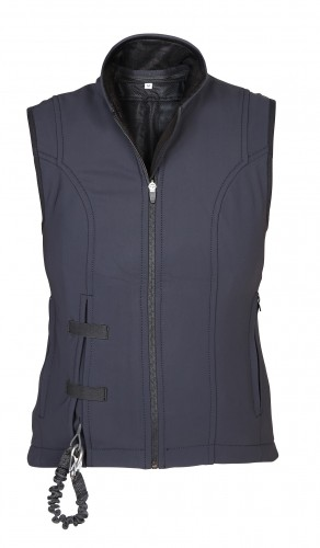 Helite Gilet in Midnight Blue