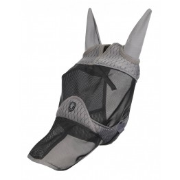 Gladiator Full Fly Mask (Ears & Nose)by LeMieux
