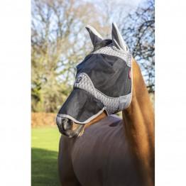 LeMieux Gladiator Full Fly Mask (Ears & Nose)