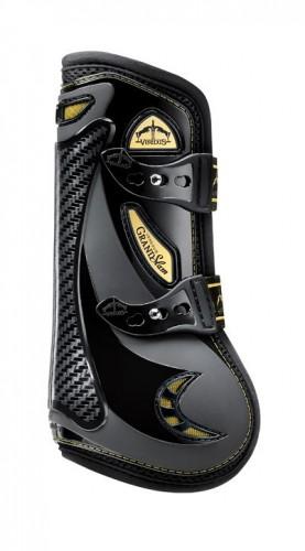 Black Veredus Front Boots