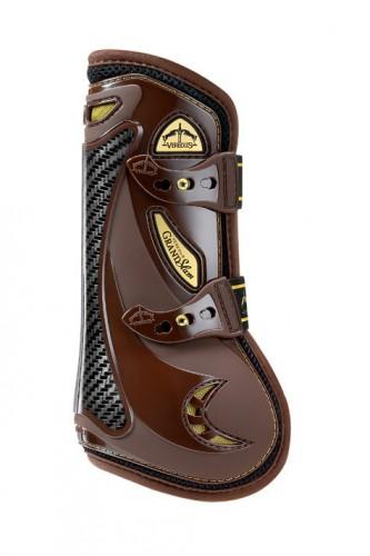 Brown Veredus Front  Boots