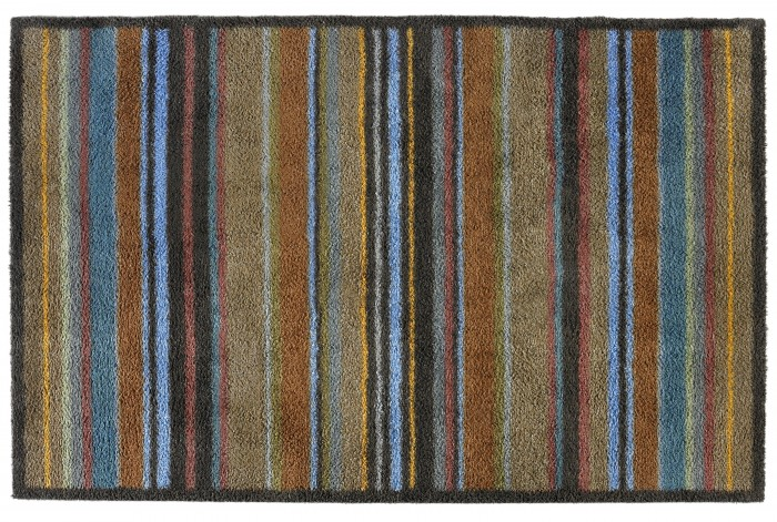 Heirloom Stripe Turtle Mat