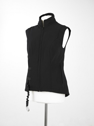 Helite Gilet in black