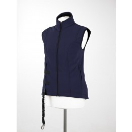 Zip'in 1 Helite Air Shell Gilet (Child)