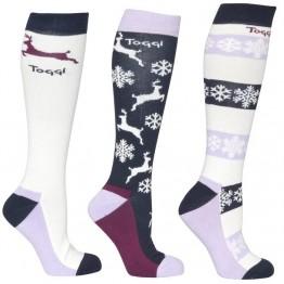 Ladies Hoyland Socks by Toggi