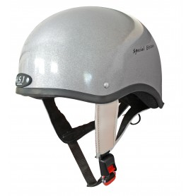 The Gatehouse HS1 helmet in silver