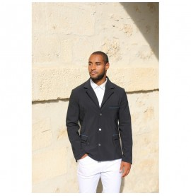 Mens Hugo Competition Jacket in black