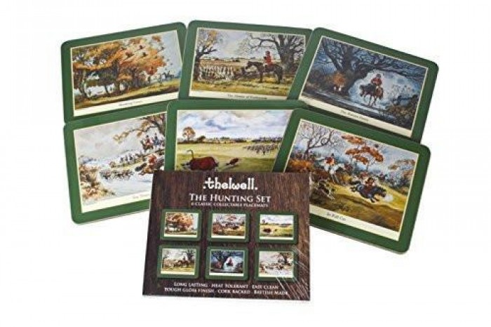 Placemats - Hunting