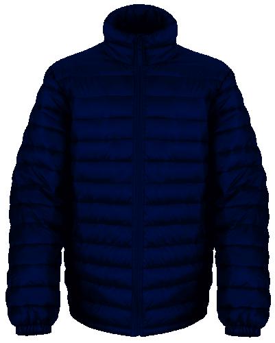 Icebird Grey Mens Jacket