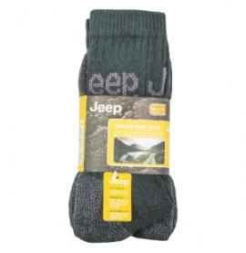 Jeep Mens Terrain Socks 3 Pair Pack