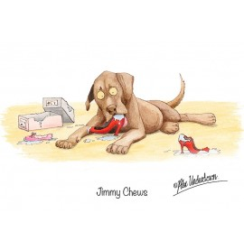 Dog Greeting Cards - Alex Underdown