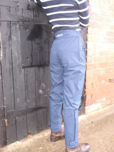 Jomiluti trousers in navy