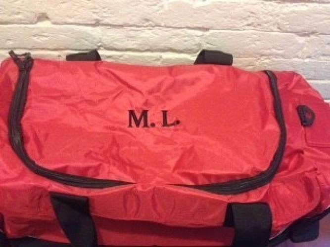 Jockey Kit Bag