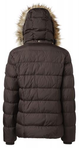 Lauren Down Brown Mountain Horse Jacket