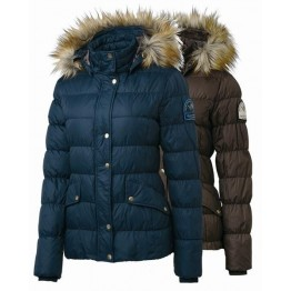 Lauren Down Jacket by Mountain Horse