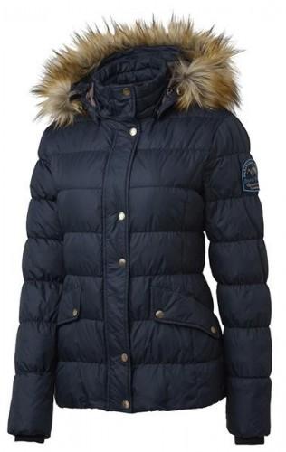 Lauren jacket in blue