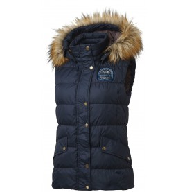 Lauren Down Gilet in Navy