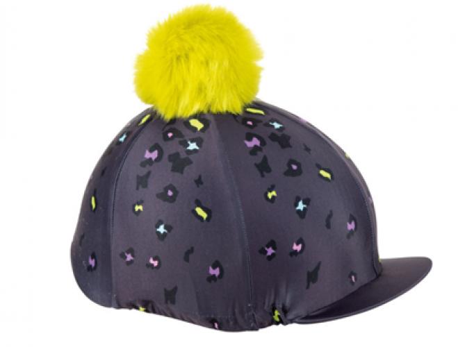 Aubrion Hyde Park Hat Cover - Leopard image #
