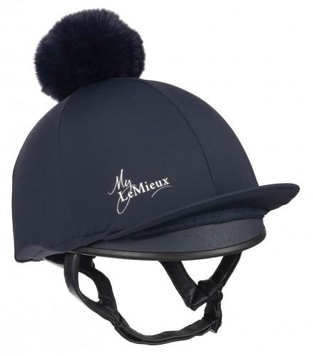Indigo Young Rider Hat Silk