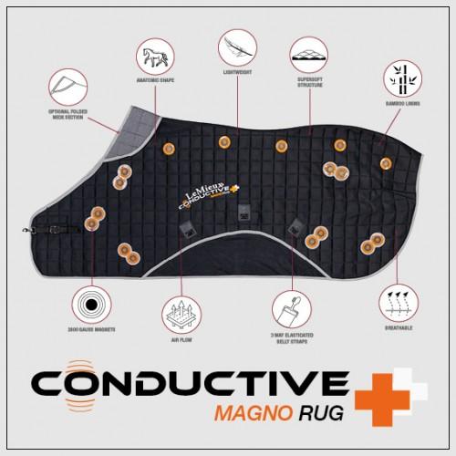 LeMieux Conductive Magnotherapy Rug image #