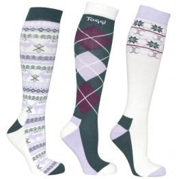 Ladies Lowick Socks by Toggi