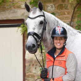 Charlotte Dujardin Mercury Riding Jacket by Equisafety