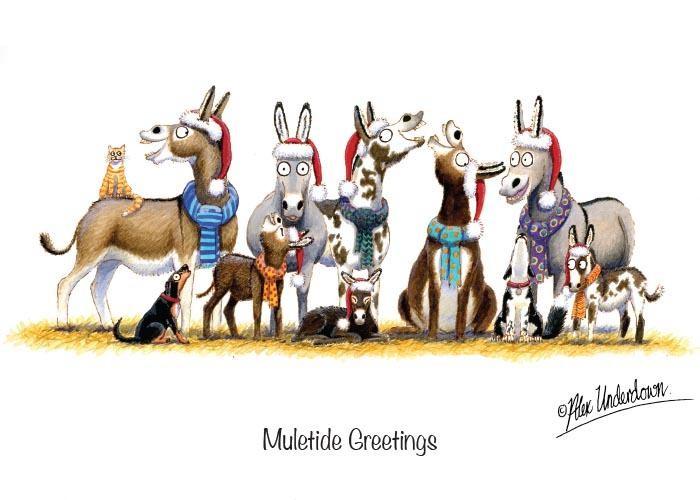 Muletide Greetings